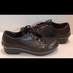 DANSKO EMMA Lace Up Sneaker STYLE BLACK 37